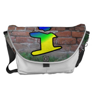 GRAFFITI #1 I COURIER BAGS