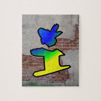 GRAFFITI #1 I PUZZLE