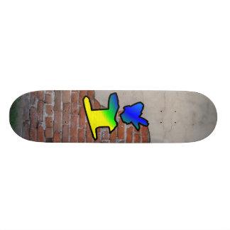 GRAFFITI #1 I SKATE BOARD DECKS