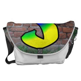 GRAFFITI #1 J COURIER BAGS