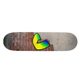 GRAFFITI #1 J SKATEBOARD