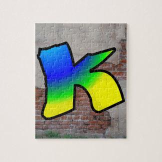 GRAFFITI #1 K PUZZLES