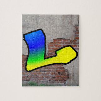 GRAFFITI #1 L PUZZLE