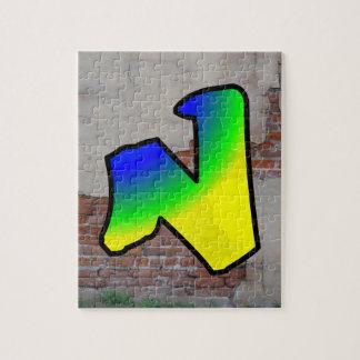 GRAFFITI #1 N PUZZLES