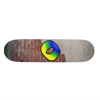 GRAFFITI #1 O CUSTOM SKATE BOARD