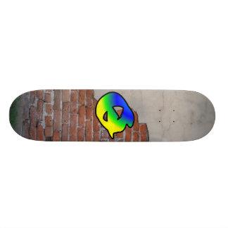 GRAFFITI #1 Q SKATE BOARD DECKS