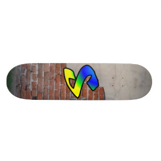 GRAFFITI #1 S SKATEBOARD DECK