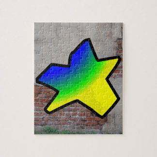 GRAFFITI #1 STAR PUZZLE