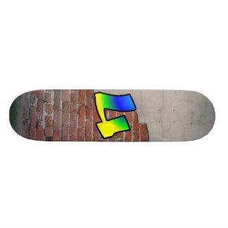 GRAFFITI #1 U SKATE DECKS