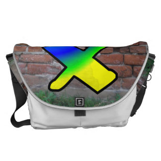 GRAFFITI #1 X MESSENGER BAGS