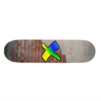 GRAFFITI #1 X SKATE BOARD DECK