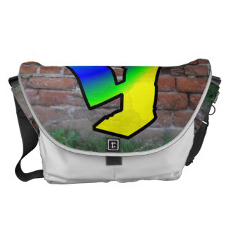 GRAFFITI #1 Y COURIER BAG