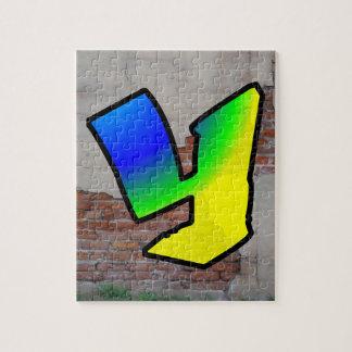 GRAFFITI #1 Y JIGSAW PUZZLES