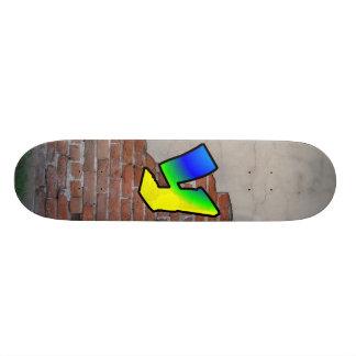 GRAFFITI #1 Y SKATE BOARDS