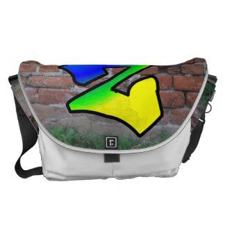 GRAFFITI #1 Z COURIER BAGS