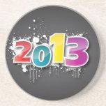 Graffiti 2013 Design Drink Coaster