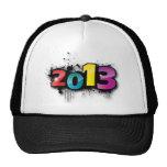 Graffiti 2013 Design Trucker Hat