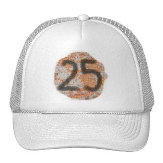 Graffiti 25th Birthday Gifts Trucker Hat