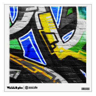 Graffiti 6 Wall Decal