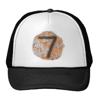 Graffiti 7th Birthday Gifts Trucker Hat