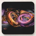 Graffiti Abstract Coasters