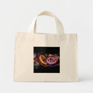 Graffiti Abstract Mini Tote Bag