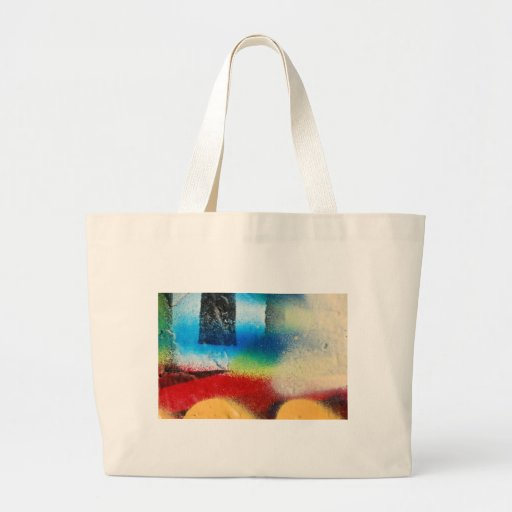 graffiti abstract paint background bags