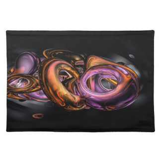 Graffiti Abstract Placemat