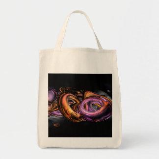 Graffiti Abstract Tote Bag