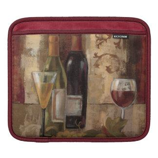 Graffiti and Wine Sleeve For iPads