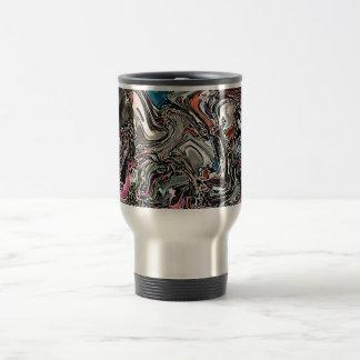 Graffiti Art Travel Mug
