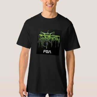 GRAFFITI ARTIST METRO ONE FBA CREW T SHIRT