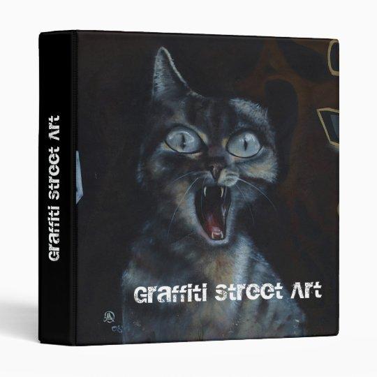 Graffiti Avery Binder - Binder
