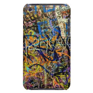 Graffiti Background iPod Case-Mate Case