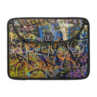 Graffiti Background MacBook Pro Sleeves