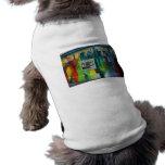 Graffiti, Basel, Switzerland Dog Clothes
