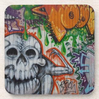 Graffiti Beverage Coaster
