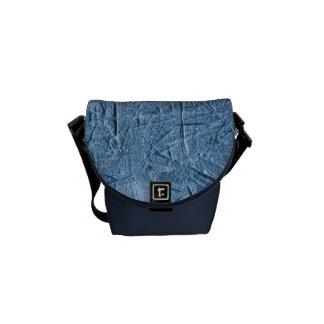 Graffiti Blues Courier Bag