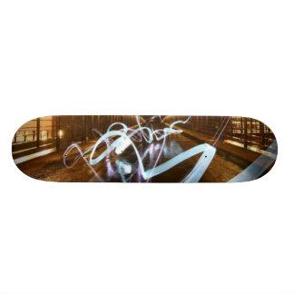 Graffiti board skate board deck