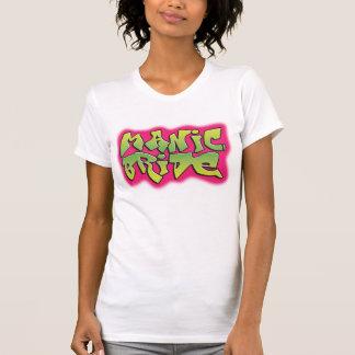 GRAFFITI Bride T-Shirt (White)