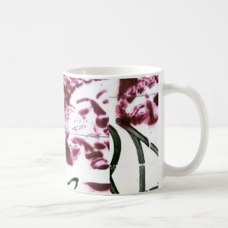 Graffiti Buddha Coffee Mug