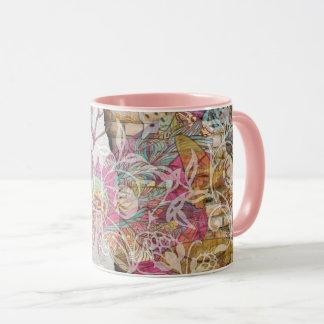 Graffiti Butterfly  Combo Mug