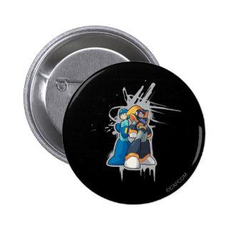 Graffiti Pinback Button