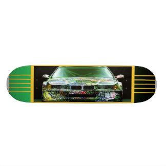 Graffiti Car Skateboard