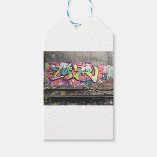 Graffiti Chicago Gift Tags
