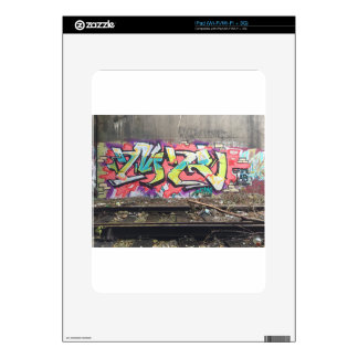 Graffiti Chicago Skins For The iPad