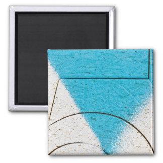 Graffiti close-ups magnet