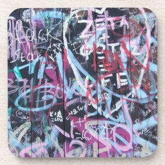 Graffiti Coasters