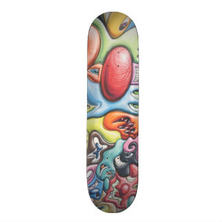 Graffiti Collection Skateboard