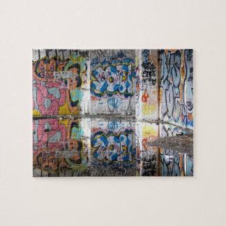 Graffiti Corner Jigsaw Puzzles